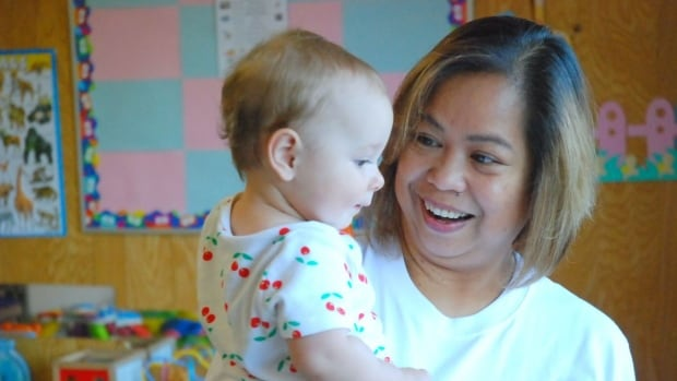 Joy Agus says her new business is responding to the needs of many people in the community, whether they need childcare overnight or just for a few hours on the weekend.