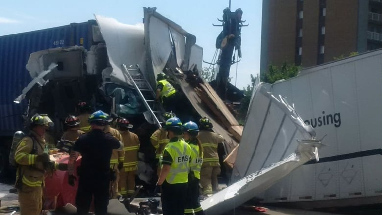 Victim of fatal Highway 402 crash identified as Alabama truck driver