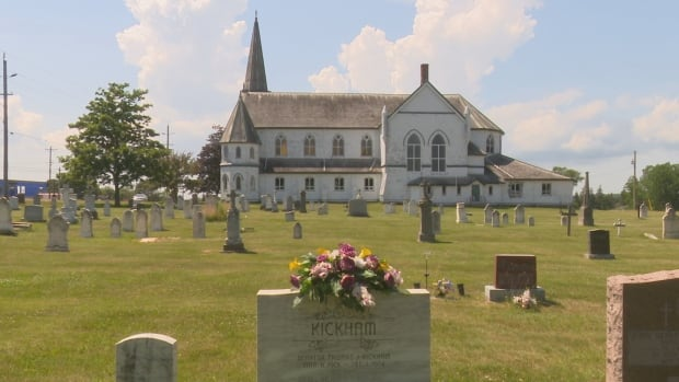 St. Alexis cemetery has been decided as the location for the nearly 300 year old bell.