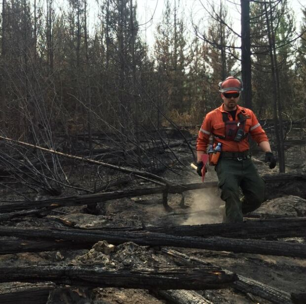 BC Fires 2017 - Jordan Mack