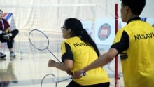 badminton naig