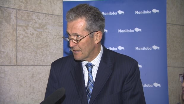 "Premier Brian Pallister says he has ""changed my practices"" and will no longer use a personal phone or email for government business."