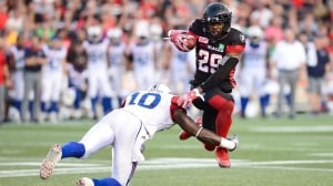 Redblacks hold off Alouettes to get 1st victory of season