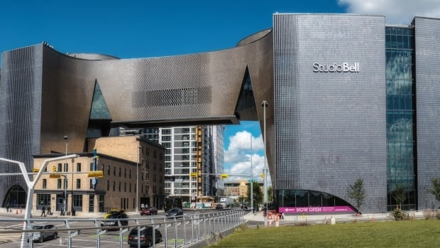National Music Centre president and CEO Andrew Mosker said officials estimated they'd see about 150,000 pass through the doors in the first year, but it was actually closer to 100,000.