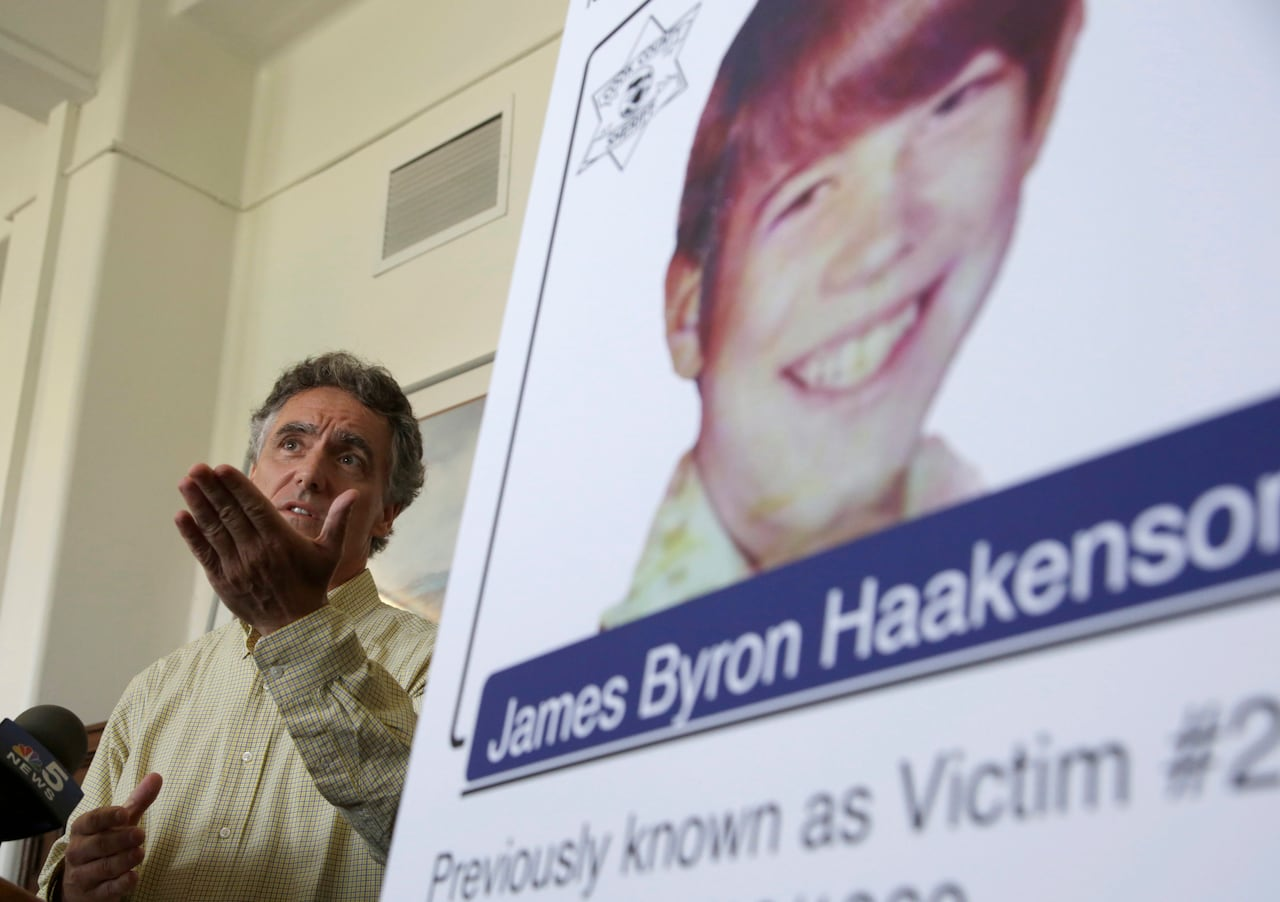 Our brother's been found': 40 years later, John Wayne Gacy's 24th