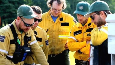'Tactical closure' of Sunshine Village to help crews battle wildfire near Banff