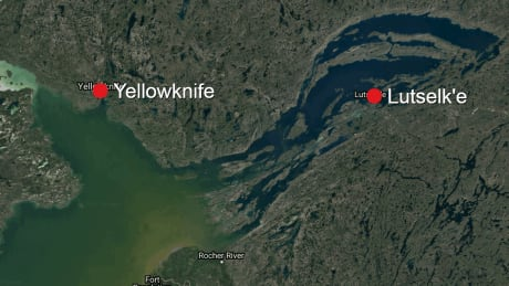 3 rescued after 2 float plane crashes near Lutselk'e, N.W.T.
