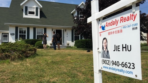 While home sales are just about on pace with 2016's, the number of listings across the province has dropped nearly 30 per cent, says P.E.I. Real Estate Association.