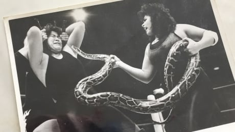 Lake Babine First Nation woman honoured for 1980s 'superstar' wrestling persona