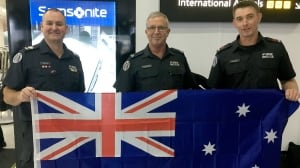Australian wildfire experts ready to help wherever needed