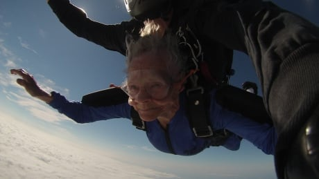 Woman, 88, soaring through bucket list, one daring feat at a time