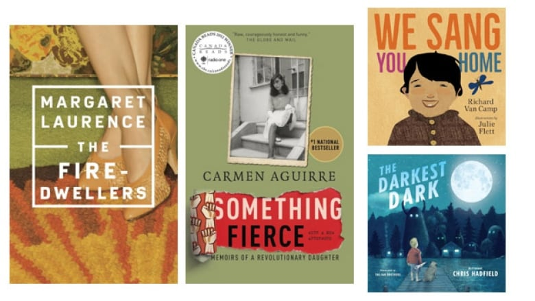 The great Canadian reading list: 150 books to read for Canada 150