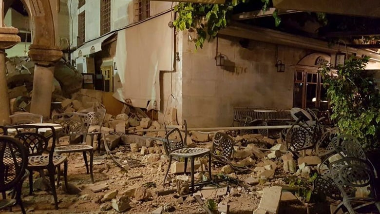 Ottawa family rattled by earthquake in Greece trying to get