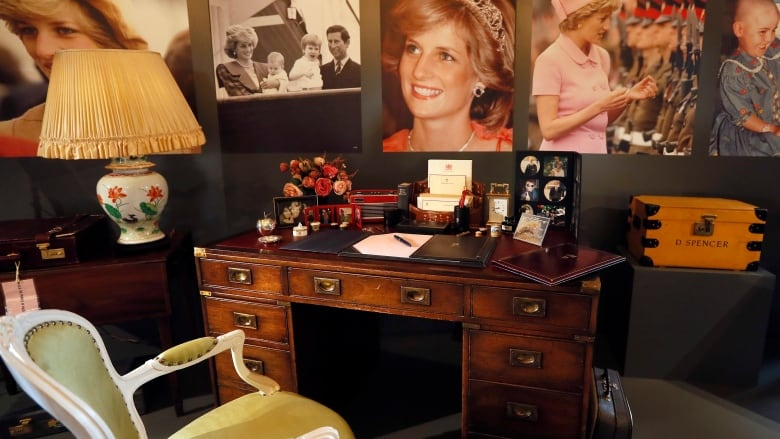 Buckingham Palace exhibit marks 20 years since Diana's death | CBC News