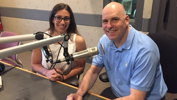Victoria Iannotti, a grade 12 graduate from Montreal is participating in the 2017 SHAD summer program at Lakehead University in Thunder Bay, Ontario.  She, along with Timothy Jackson, SHAD president, spoke about the program to CBC Thunder Bay.