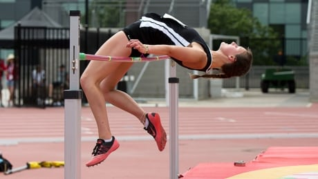 Holly Brochu, NAIG high jump