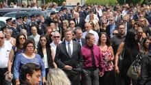 George Eliadis funeral