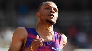 De Grasse, relay team disqualified after bad exchange at Diamond League