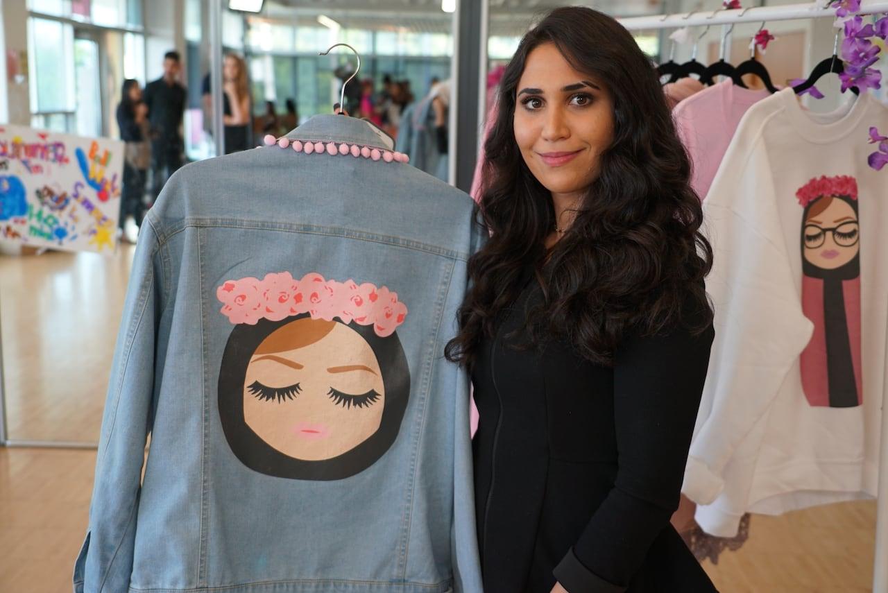 Muslim Designers Push Forward Modest Fashion Movement Cbc News