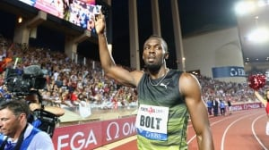 Bolt wins 100m at Diamond League Monaco; De Grasse, relay team DQ'd