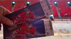 Habs hit fans with $150 charge to print season tickets
