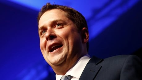 Conservative leader Scheer decries 'irony' of small business tax plan thumbnail