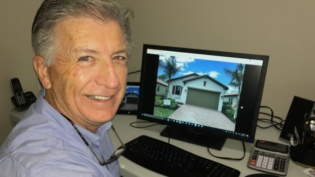 Semi-retiree Joel Levesque of Fredericton, N.B., says he didn't want to wait for the loonie to improve before buying a property in Florida.