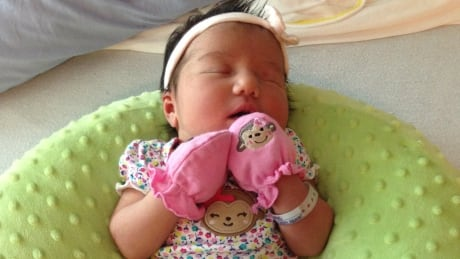 Oh, baby: B.C. wildfire evacuee families welcome newborns