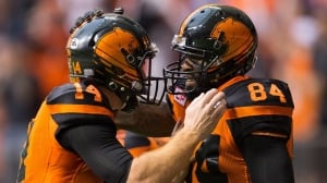 Lulay leads Lions past Bombers in wild comeback