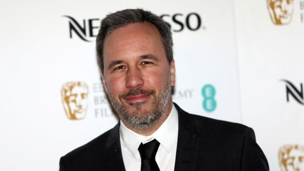 Director Denis Villeneuve poses for photographers at the British Academy Film Awards Nominees Party at Kensington Palace in London, Britain February 11, 2017.