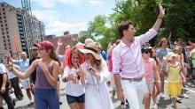 Trudeau Halifax Pride 20170722