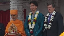 BAPS Swami Nayaran Mandir in Toronto