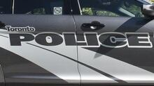 New grey Toronto police cruiser