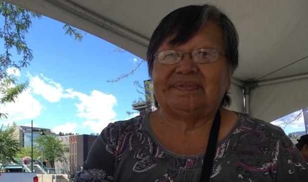 Bridget Dan, Alkali Lake B.C. resident, Shuswap FN, bc wildfire evacuee