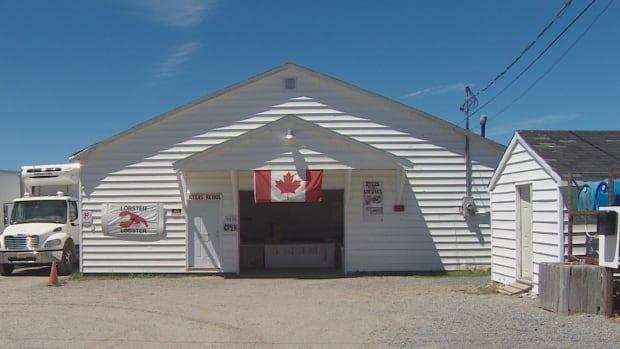The owner of Ryer Lobsters Ltd. Retail said he's  working on an assessment to get a final cost on adding a bathroom, a sewage disposal system and an approved hot and cold water supply.