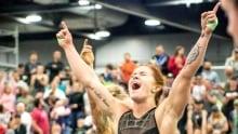 Emily Abbott Crossfitter Calgary