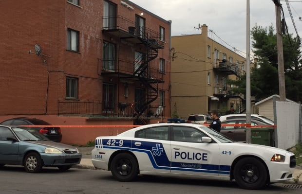 pregnant woman stabbing Montreal North