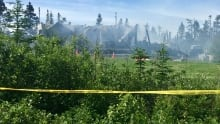 clam harbour fire
