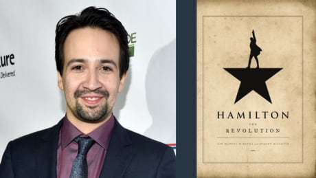 Hamilton by Lin-Manuel Miranda and Jeremy McCarter