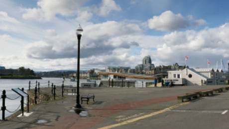 Victoria to remodel harbour parking lot into waterfront park
