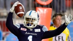 Argos seal wild home victory over Redblacks with late field goal
