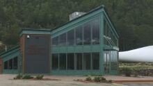 Murdochville copper mining museum
