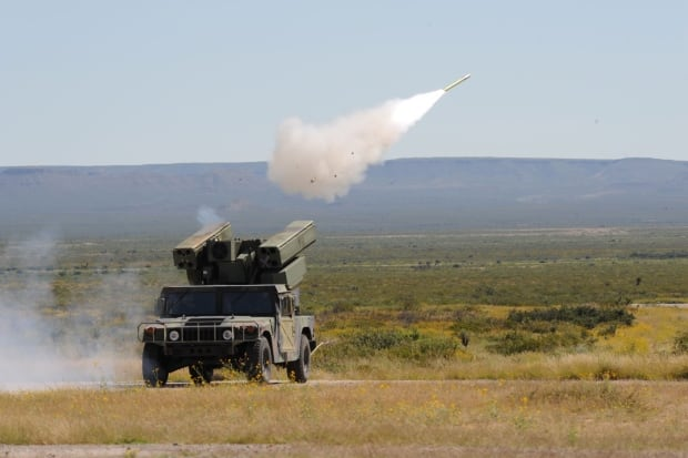 Cruise Missile Defence