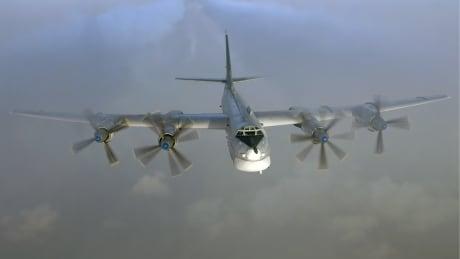 U.S. fighter jets intercept Russian warplanes off Alaska