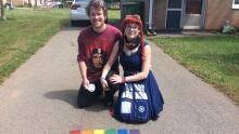 Summerside Rainbows couple 1