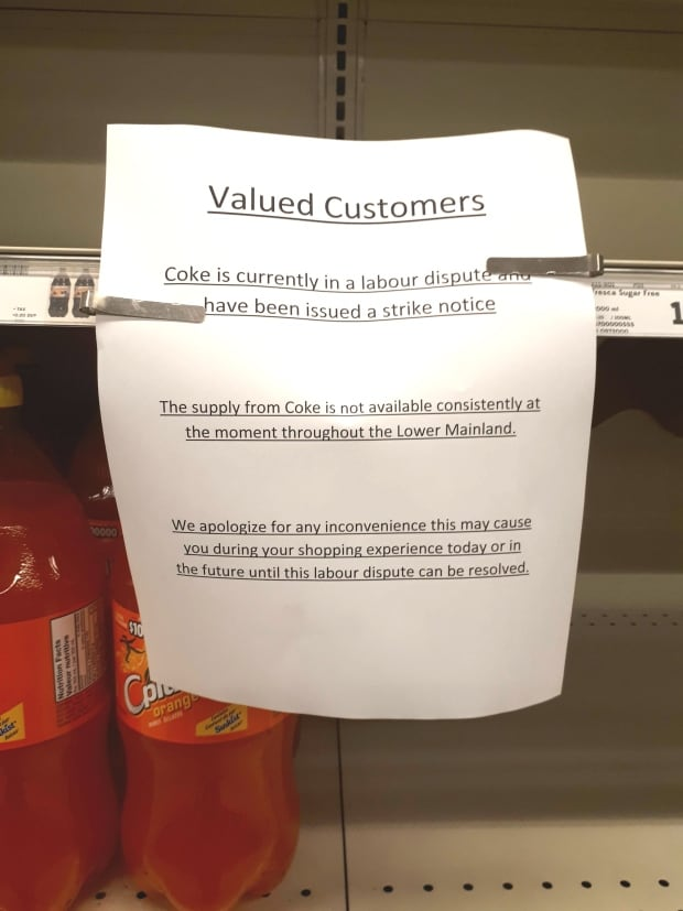 Customer Notice Safeway