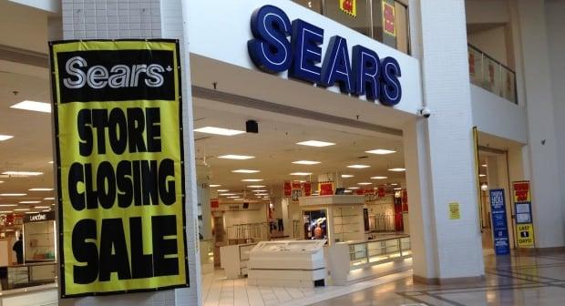 Sears Canada closing