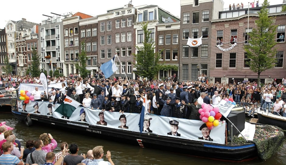Netherlands Gays In The Military