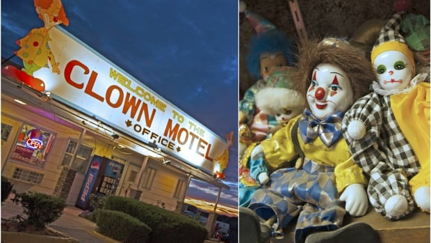 Nevada Clown Motel