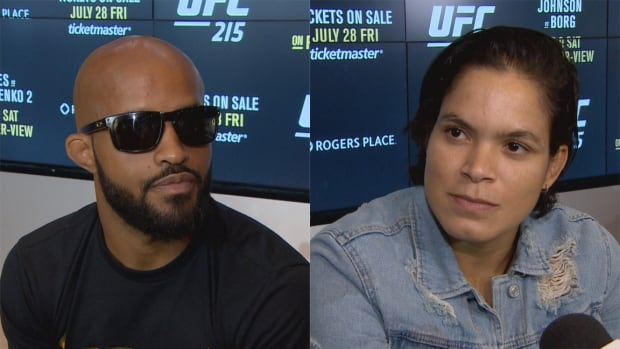 Demetrious Johnson/Amanda Nunes